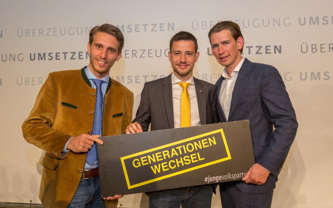 LR Benger setzt positives Zeichen für die Jugend!
