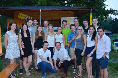 JVP und Schülerunion: Eine starke Partnerschaft