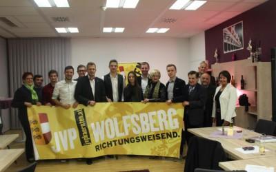 Gründung der JVP Wolfsberg Stadt