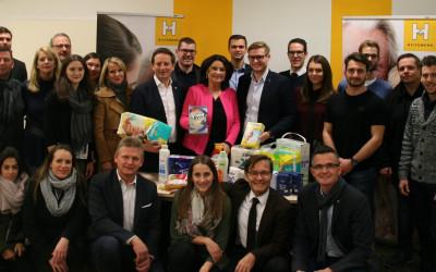 Taten statt Worte 2017: Junge ÖVP Kärnten zeigt, was es heißt zu handeln!