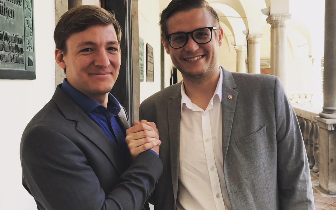 Junge ÖVP Kärnten ist wieder Ersatzlandesrat
