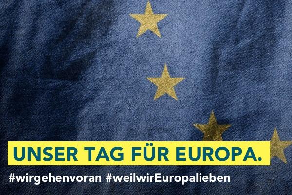 Unser Tag für Europa