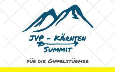 JVP Summit 2019: Werde auch DU zum Gipfelstürmer!