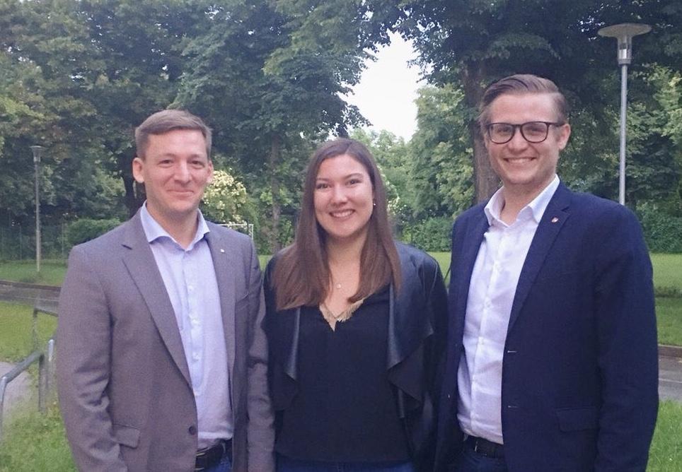 Personelle Weichenstellungen in der Geschäftsführung der Jungen ÖVP Kärnten
