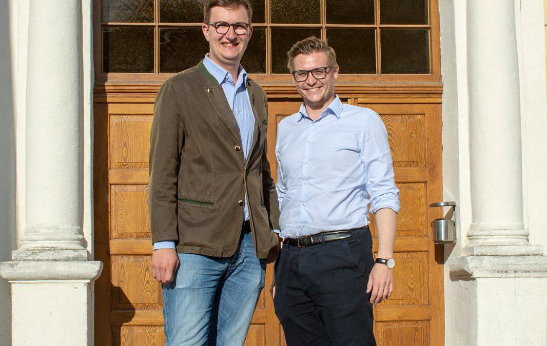 Neue Ortsgruppe JVP in Straßburg gegründet
