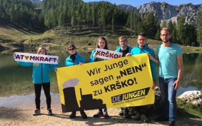 Junge ÖVP stellt sich klar gegen den Ausbau des AKW Krško